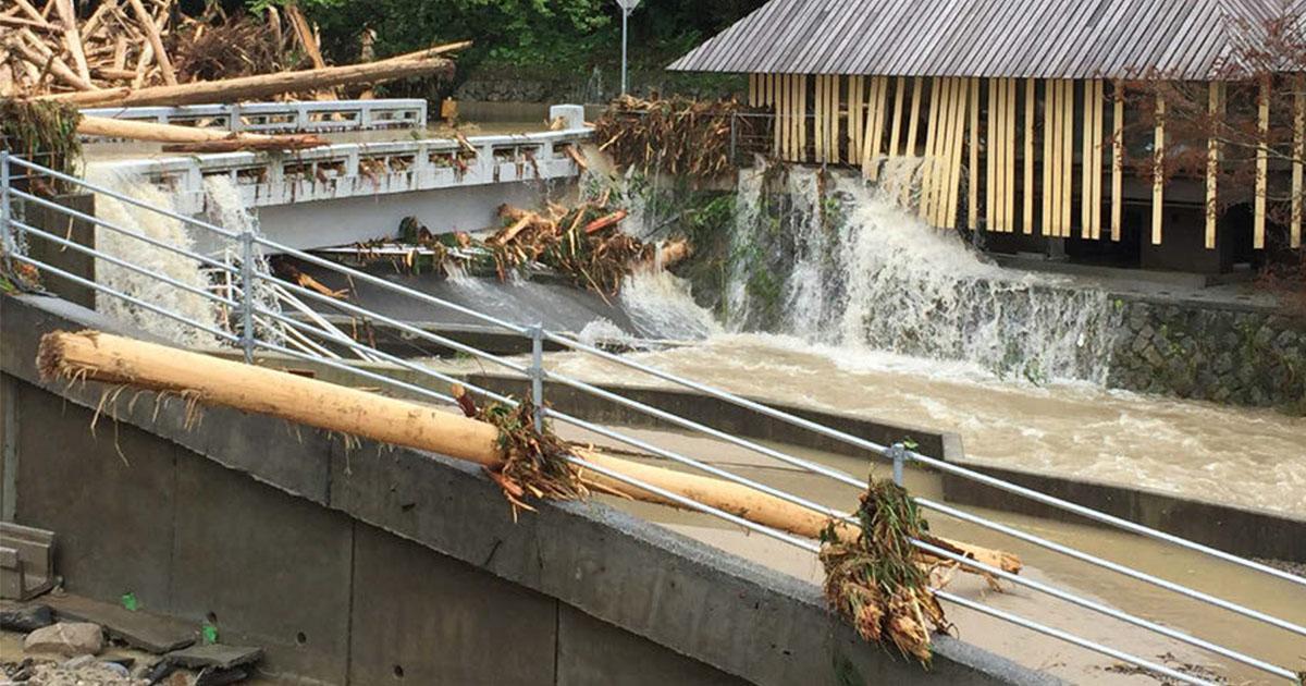 西日本豪雨で被災した「獺祭」その時、広報はどう動いた?