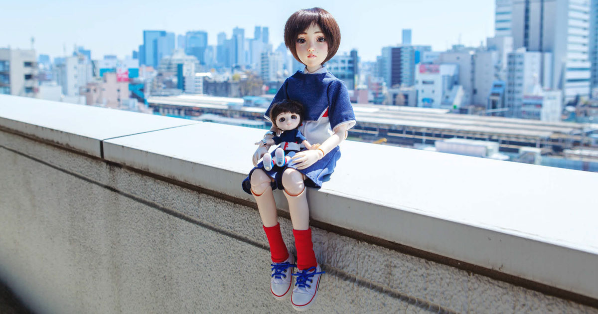 球体関節人形「ナカノさん」を通じて、地域住民が街の魅力を発信