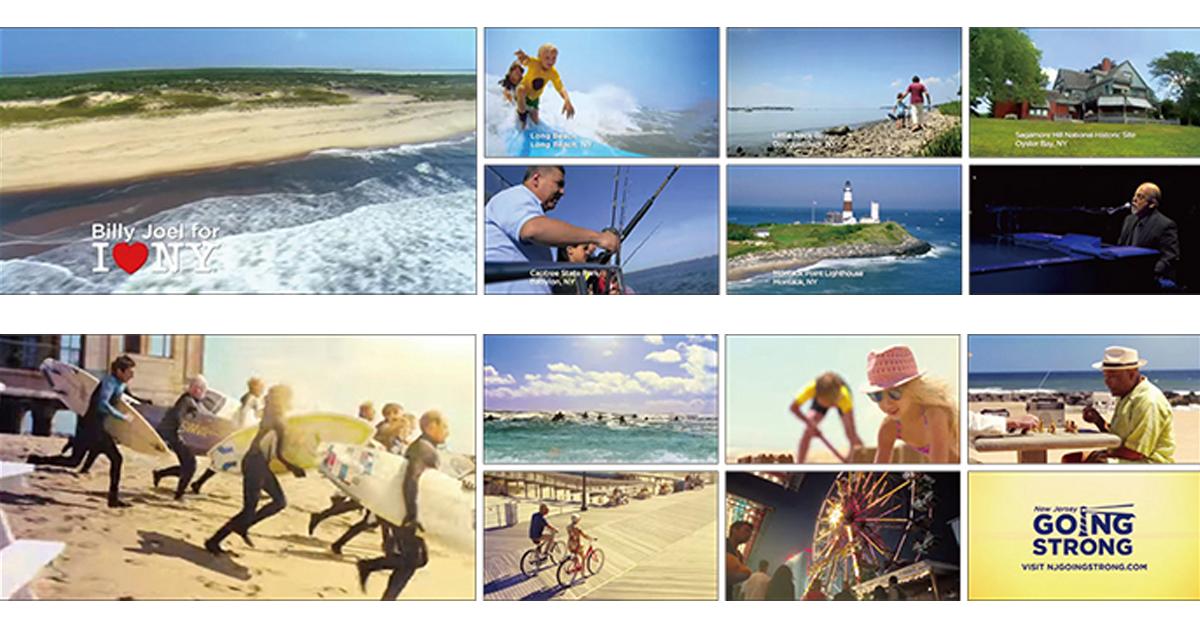 米国 夏の観光キャンペーン