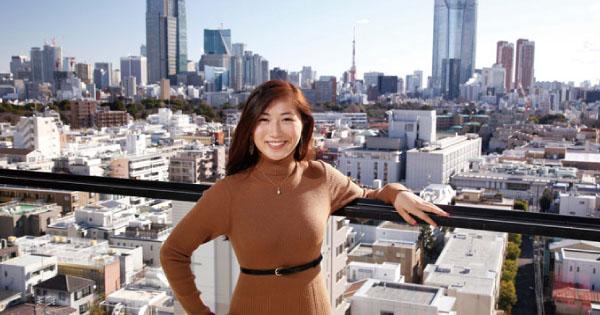 日本人最年少「セブンサミッター」となった現役女子大生、彼女が山に挑戦する理由