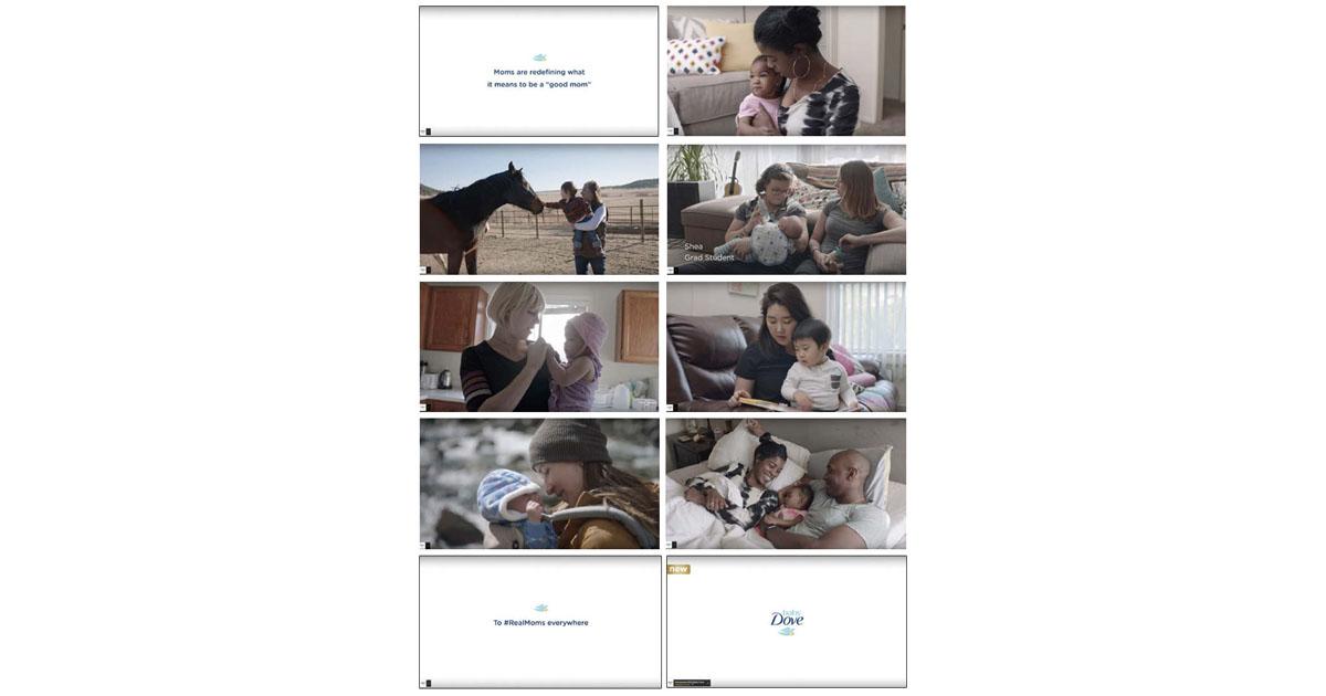 「母の日」を前に多種多様な母親を支援する米企業キャンペーン