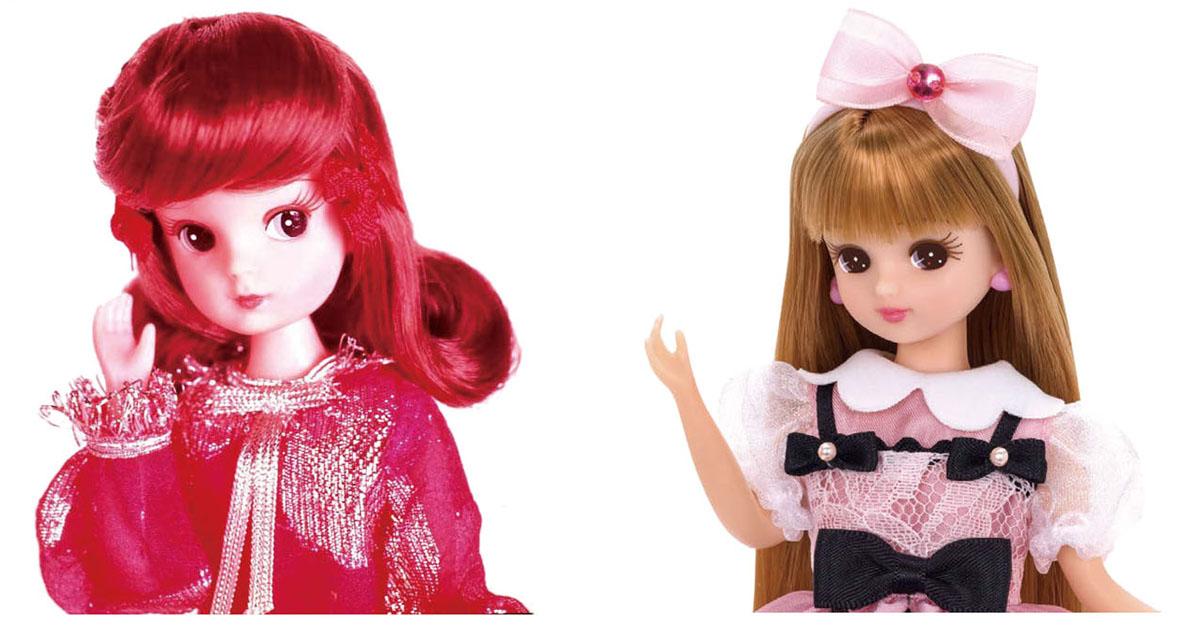 少女漫画のイメージから誕生した着せ替え人形「リカちゃん」が発売50周年 近年は大人向けブランドも展開