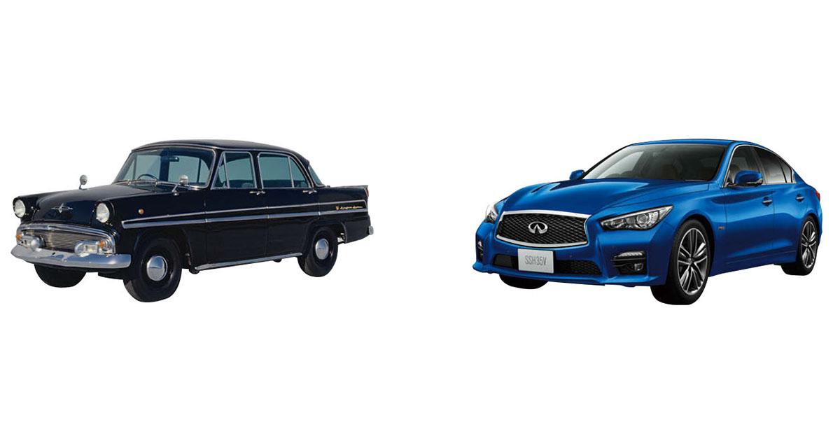 日産自動車「スカイライン」は、なぜ愛称のある車になれたのか