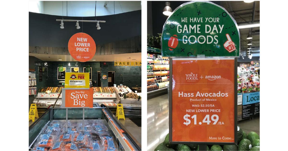 ホールフーズ買収で食品業界へ進出 アマゾンが抱く野望