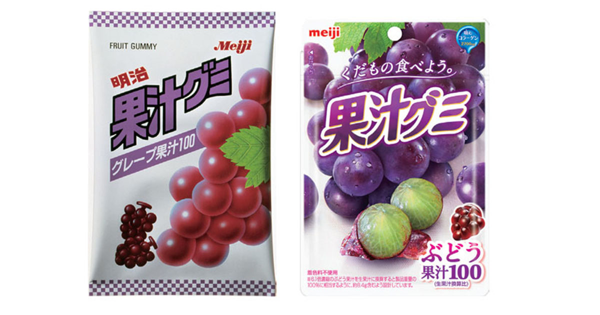 「果汁100」にこだわって安心感を醸成してきた、日本のグミのスタンダード