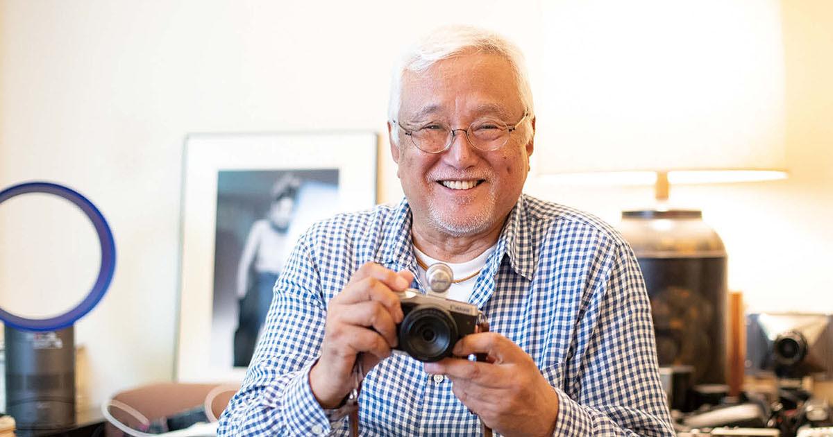 写真家・立木義浩氏に聞く、時代の流れの変化と「広告」