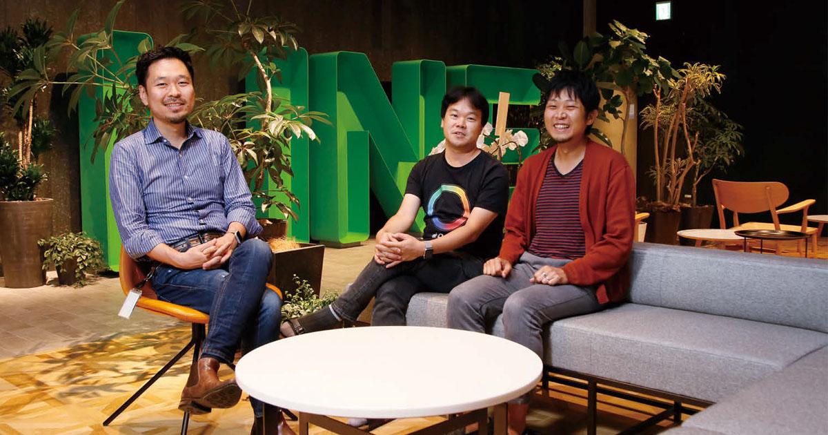 コミュニケーションアプリ「LINE」のチームが考えるUXデザイン