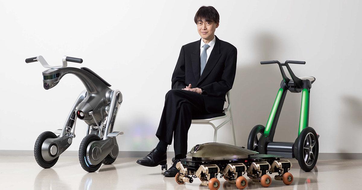 ロボット博士・古田貴之氏の「未来をつくる」ブランディング戦略