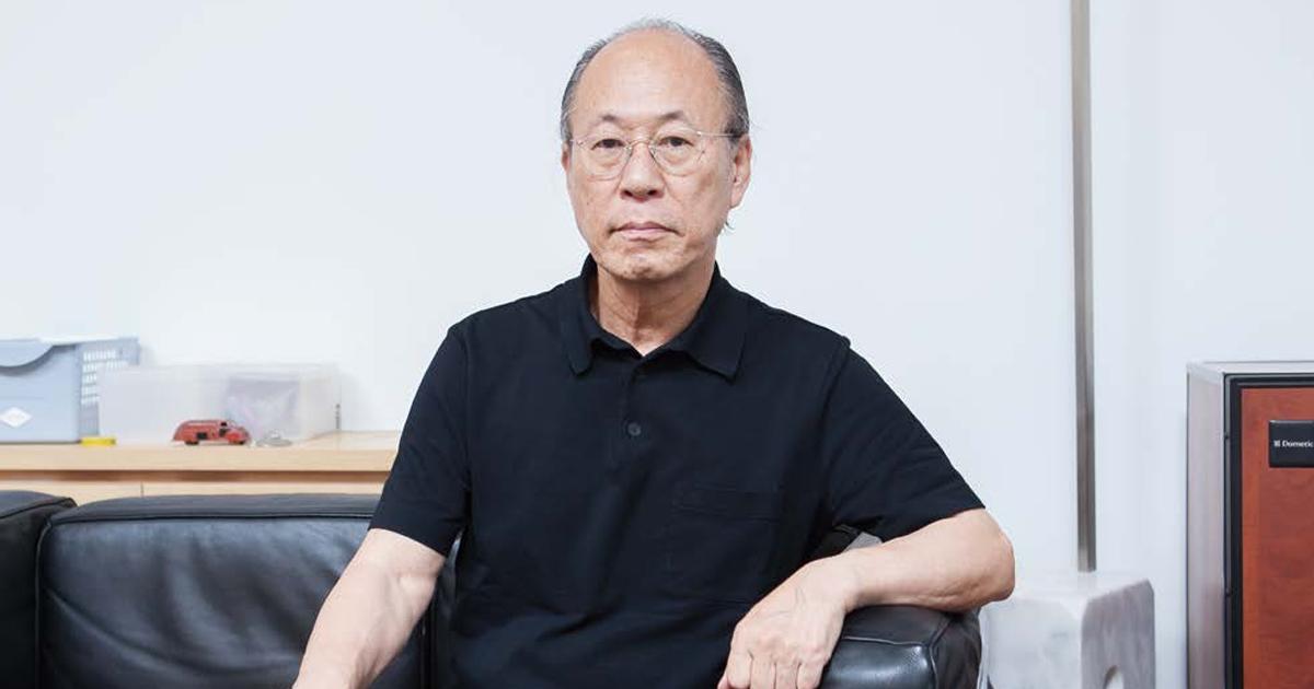 仲畑貴志さんに聞きに行く AIが進化する時代のコピーライターの仕事