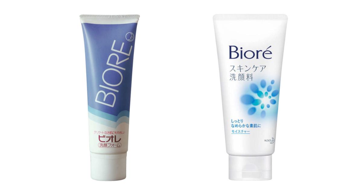 新しい洗顔習慣を浸透させて女性の肌とともに成長したビオレの40年