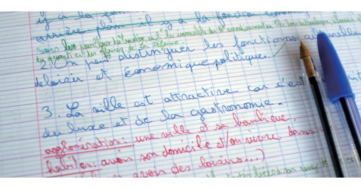 ボールペンが育む国民文化──間違いを消さない教育から学ぶ