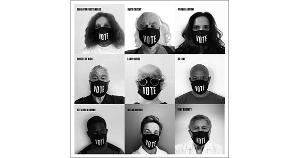 アメリカ大統領選 企業・団体による投票を促す広告活動が活発に