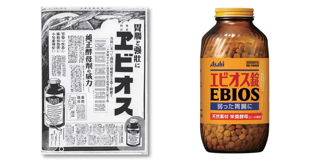 ビール酵母のビタミンB1に着目 競合製品が登場しても90年間愛され続ける理由