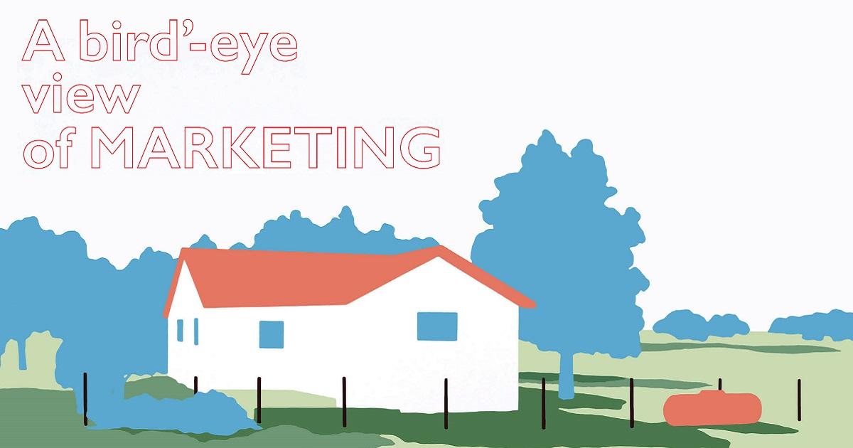 マーケティングの本質は「市場創造」にあり 商品開発や広告は要素のひとつでしかない