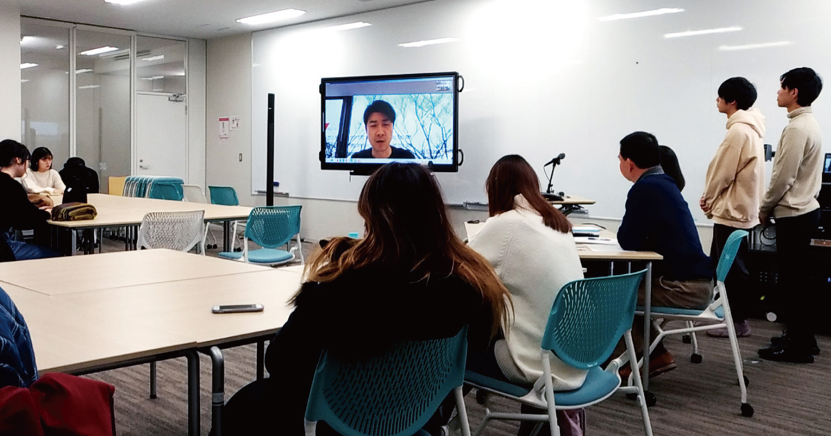 デザインと情報を軸に広告コミュニケーションを学ぶ―立命館大学 佐藤典司ゼミ