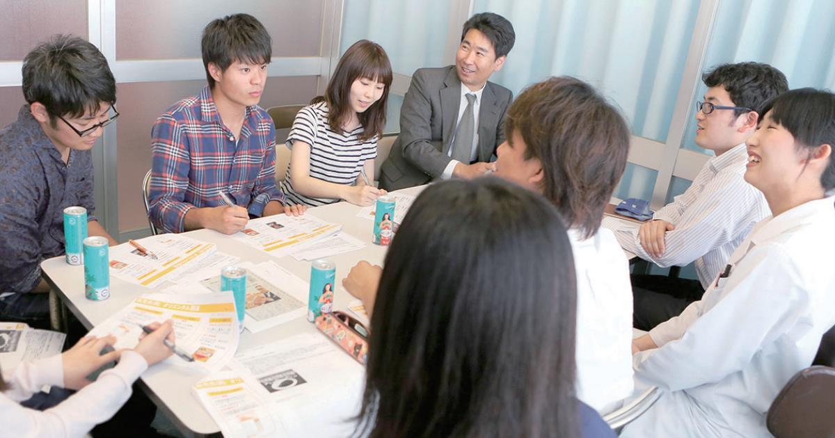カレー開発を通して市場調査やプレゼンを学ぶ― 東海学園大学 伊藤久司ゼミ