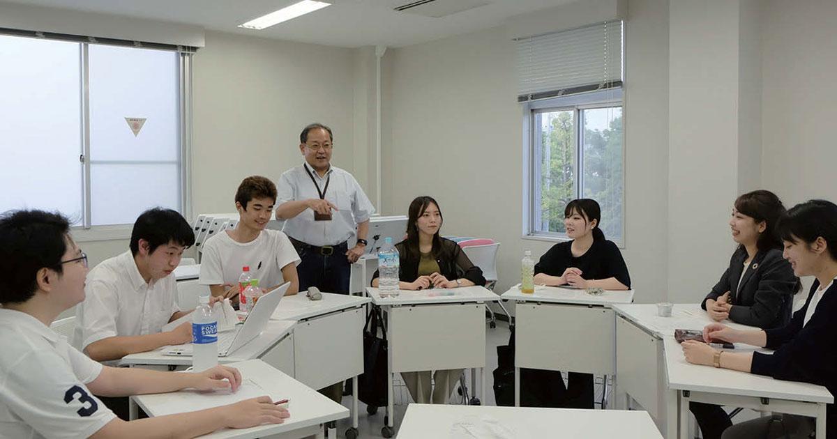 自ら問いをつくる力を身に付けるー香川大学 藤村和宏ゼミ