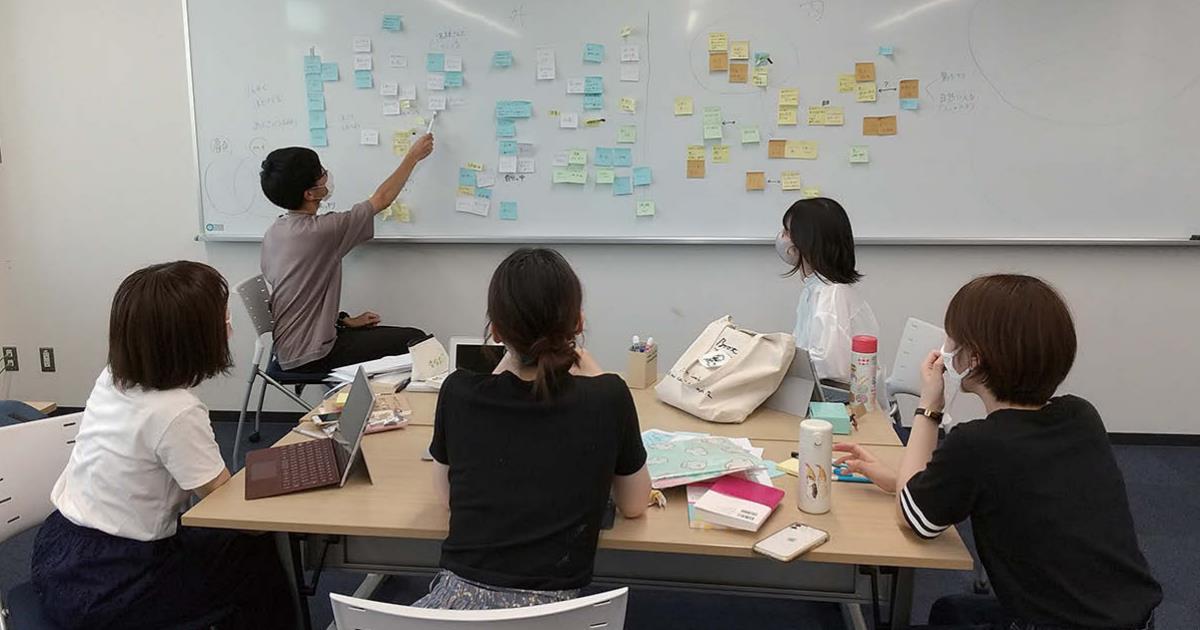 プロジェクトでマネジメントの手法も学ぶー岡山大学 日高優一郎ゼミ